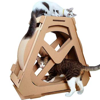 Creation Core Multi-Level Cat Waterwheel