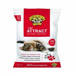 Dr. Elsey's Precious Cat Attract Scoopable Litter