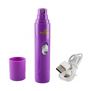 Hertzko's Electric Pet Nail Grinder and Clipper