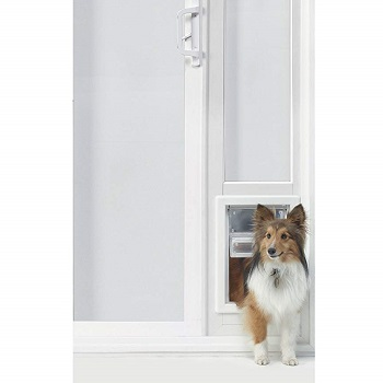 Ideal Pet Products VIP Vinyl Insulated Pet Patio Door