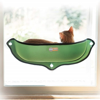 K&H Pet Products EZ Mount Window Bed