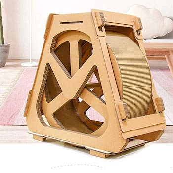 LOVEPET Ferris Wheel Cat Climbing Wheel