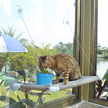 Pefuny's Cat Window Perch and Seat