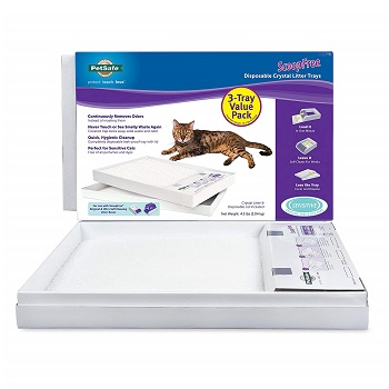 PetSafe Cat Litter Box Tray Refill (Non-clumping)