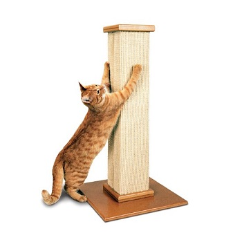 SmartCat's Pioneer Pet The Ultimate Scratching Post