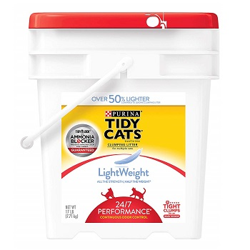 Tidy Cats LightWeight Cat Litter