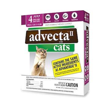 Advecta II Cat Flea Treatment