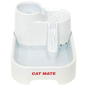 Cat Mate Multi-Height and Large Water Fountains