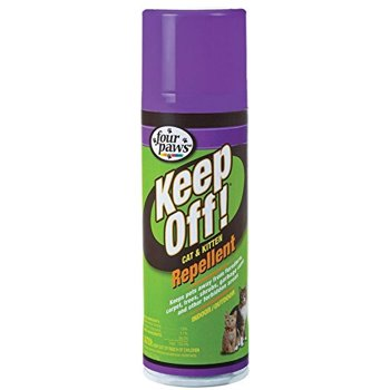 Four Paws Cat Kitten Repellent
