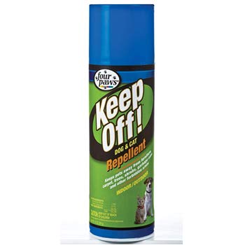 Four Paws Keep Off Indoor and Outdoor Cat Repellent