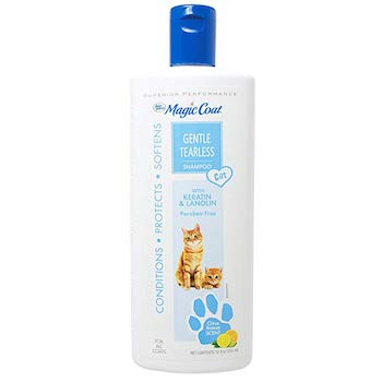 Four Paws Magic Coat Cat Tearless Shampoo