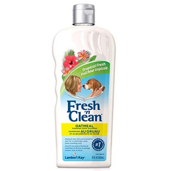 Fresh n Clean Oatmeal & Baking Soda Shampoo