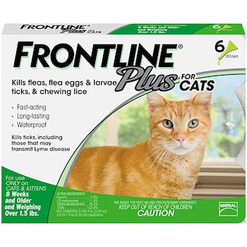 Frontline Plus for Cats and Kittens