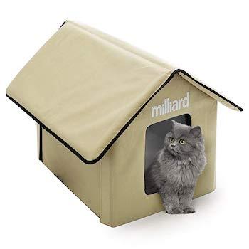 Milliard Portable Outdoor Pet House