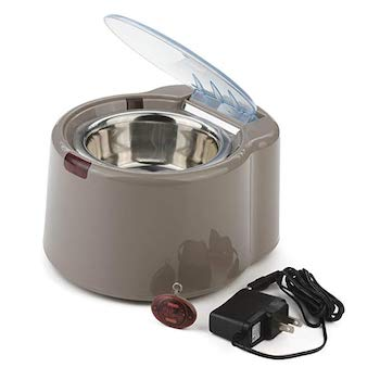 Our Pets Wonder Bowl Automatic Selective Pet Feeder