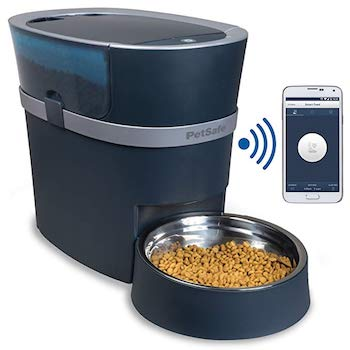 PetSafe Smart Feed Automatic Cat Feeder | Wi-Fi Enable