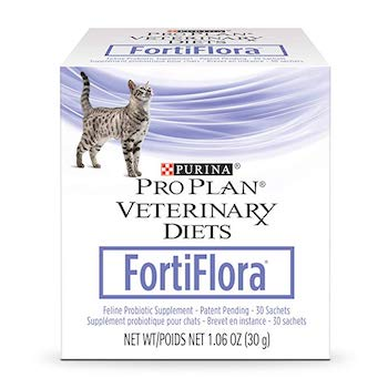 Purina Pro Plan Veterinary Diets FortiFlora Cat Probiotic