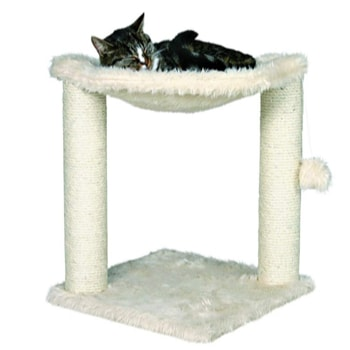 Trixie pet product baza cat tree with hammock