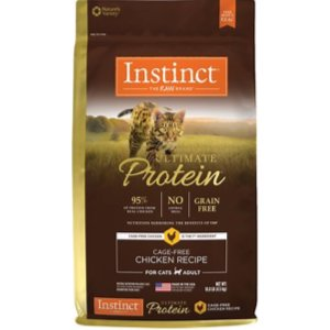 Instinct by Nature's Variety Ultimate Protein Chicken Recipe