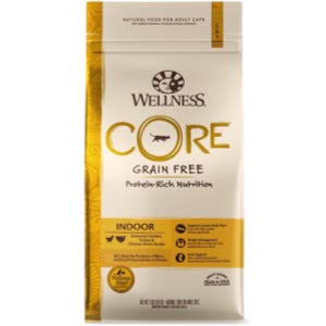 Wellness Core Natural Grain Free Dry Cat Food Indoor
