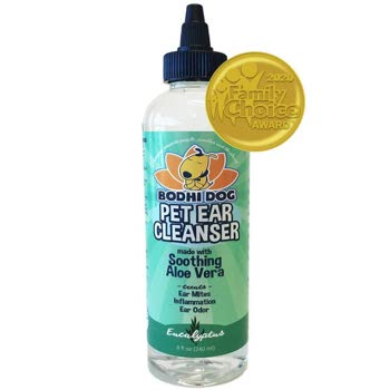 Bodhi Natural Ear Cleaner for Cats