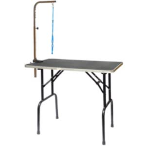 Go Pet Club Cat Grooming Table with Arm