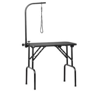 Yaheetech Cat Grooming Table Foldable