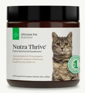 Nutra Thrive Feline Nutritional Supplement