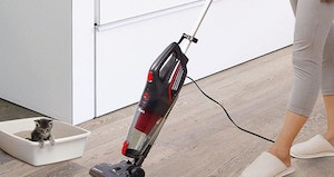 vaccum cleaner for litter cleaning