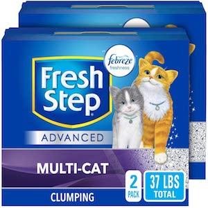 Multi Cat Litter by Fresh Step