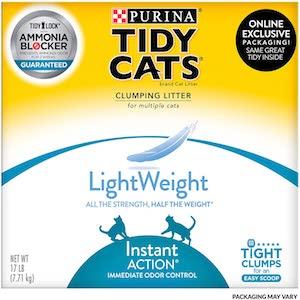 Purina Lightweight Clumping Cat Litter