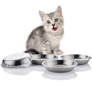 VENTION Global Premium Whisker-Relief-Cat-Bowls