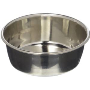 Van Ness Budget Stainless Steel Cat Bowls