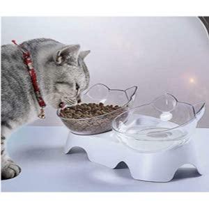 ALEXTREME Anti Vomit Cat Bowls