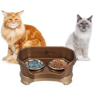 Best Spill Proof Cat Bowl