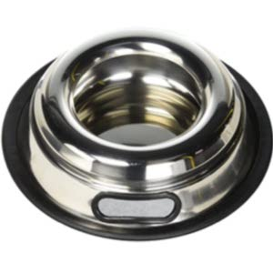 Indipets Stainless Steel Spill Proof - Splash Free Dish