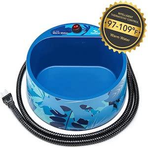 Petfactors Heated Cat Water Bowl