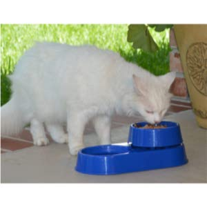 WDD Design 3-in-1 Budget Ant Proof Cat Dish