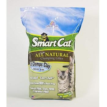smart cat grass litter